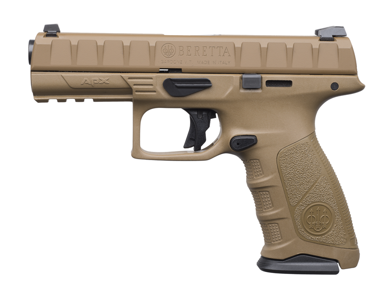 Image result for beretta apx fde