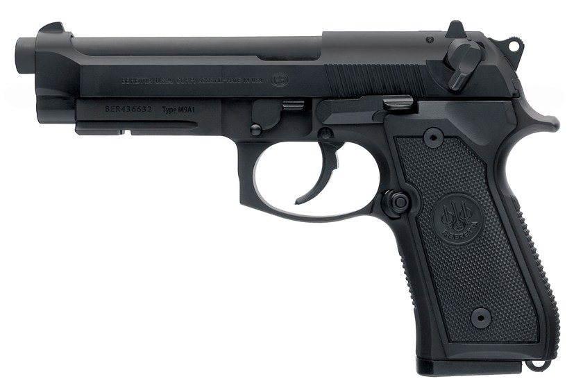 SERIES M9A1 (made in US)