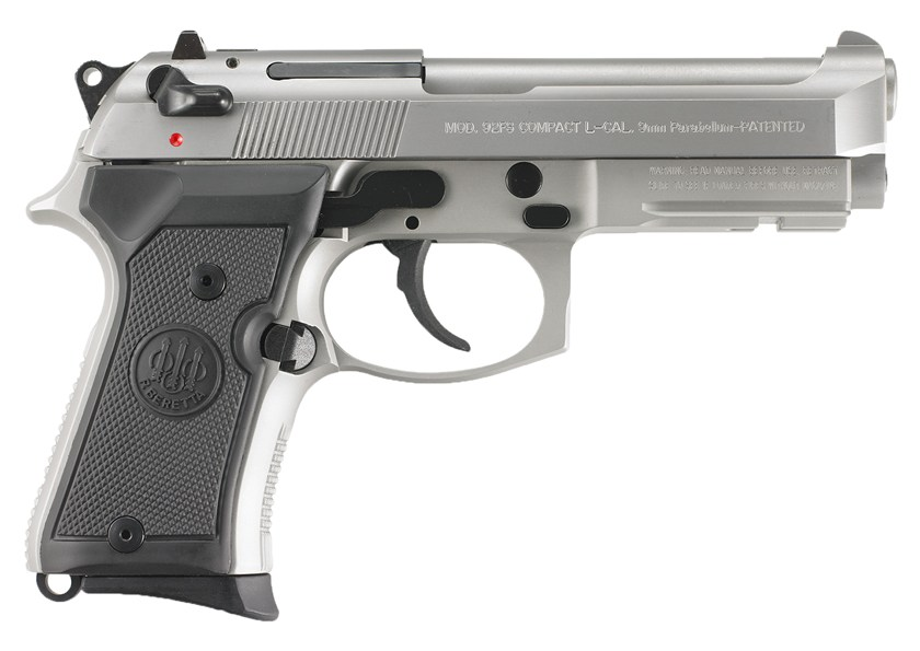 SERIES M9A1 Compact Inox (made in US)