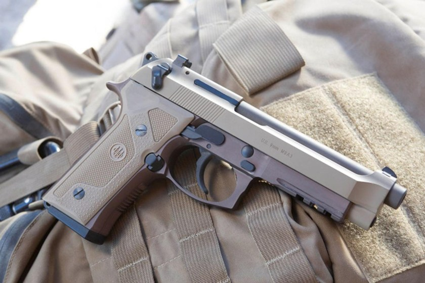LIMITED: Beretta M9A3 and 92A1 NOW IN STOCK