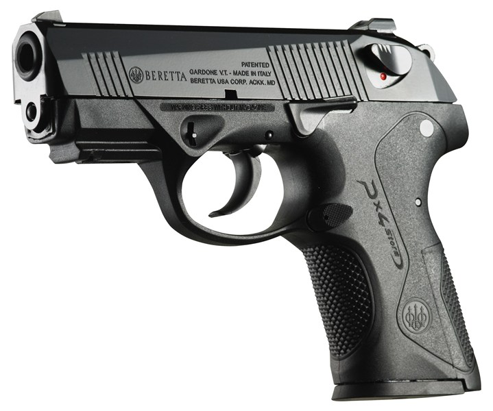 Px4 Storm Compact (Left Angle)