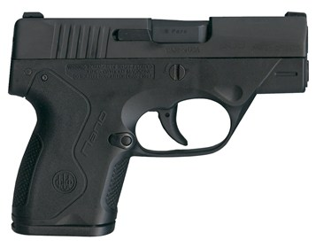 Beretta Nano Right Side View