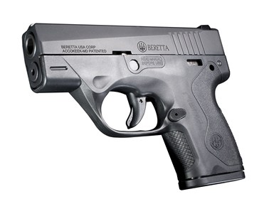 Beretta Nano Left Side View