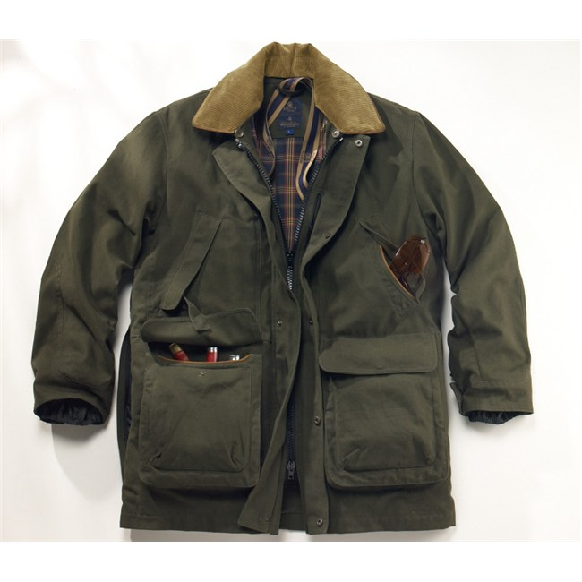 Brooks Brothers Amp Beretta Cotton Canvas Jacket