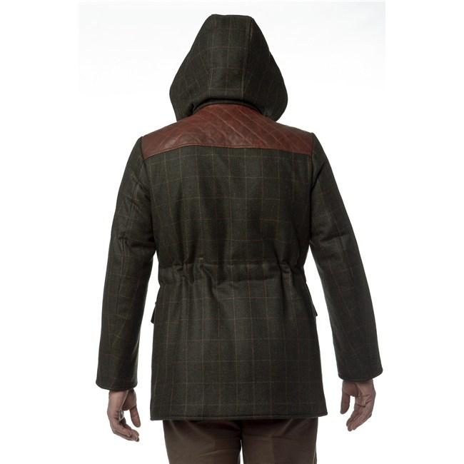 Beretta Wool & Leather Jacket