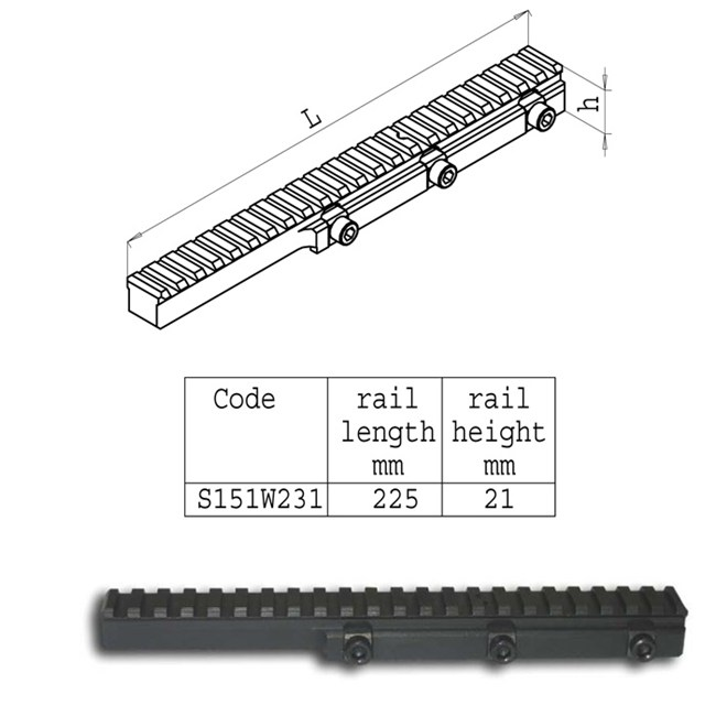 S151W231-TRG-TACTICAL-RAIL