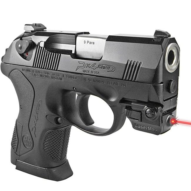 Lasermax Micro Red Laser Unit For Beretta Px4 Sub Compat