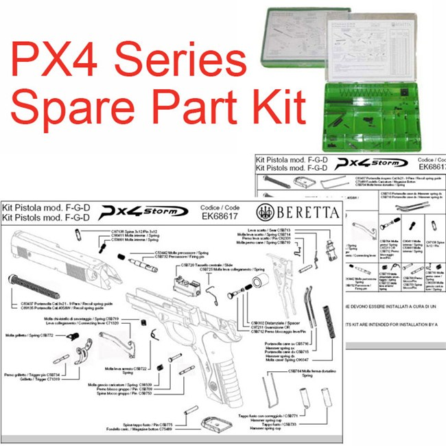 px4-SPARE-PARTS
