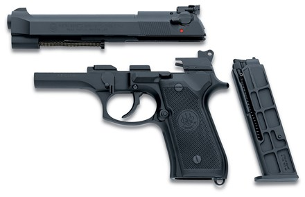 Shop by department outlet beretta 92 96 series 22lr practice kit