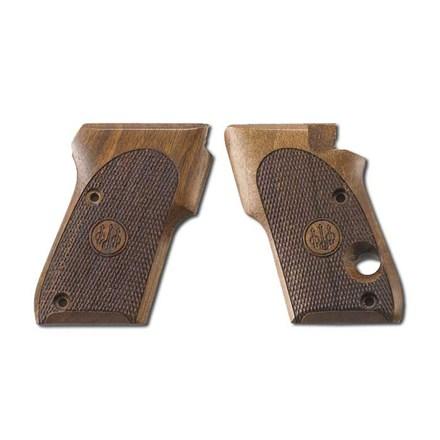 grips 3032 tomcat walnut wood set