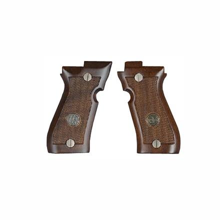 Beretta 84F Wood Grips