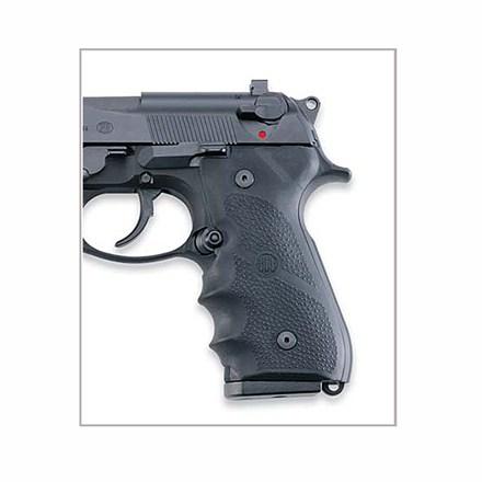 Beretta 92/96 Series Rubber Grips - Wrap-Around (Hogue)