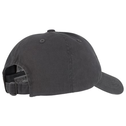 BC082091440901_CottonTwillHat_Charcoal_BACK_square