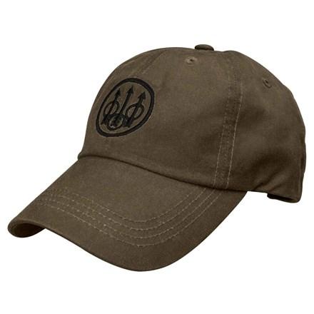 Waxed Cotton Hat Men S Worn Hat Beretta Usa