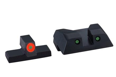 Beretta M9A3 Spartan Tritium Night Sights, Vertec Night Sights Kit