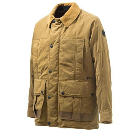 1bc96356a8e1b Gunner Field Jacket - Hunting Brown | Hunting Jacket | Beretta USA