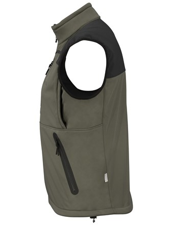 HighballVest_Green_SIDE