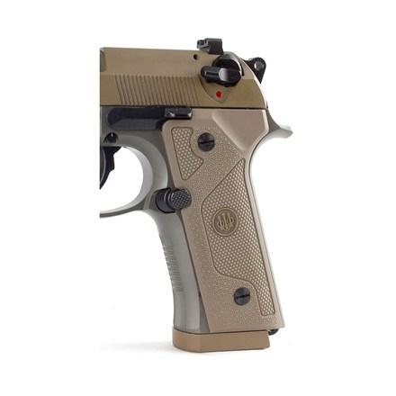 Beretta M9A3 Plastic Thin Std Grips (Vertec-Style)