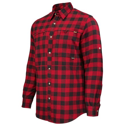 LU063T1861030P_WoodFlannelOvershirt_RedCheck_FRONT_square
