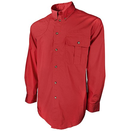 LU152075610337_TMShootingShirt_LS_Red_FRONT_square