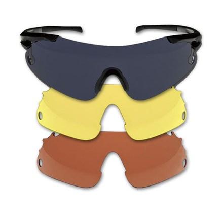 Beretta trident shooting glasses for Occhiali da tiro a volo zeiss