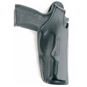Beretta belt leather black holster - PX4 Storm, Full Size & Sub-compact