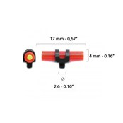 Beretta Sight, Front Bead for Semiauto and Over & Under Shotguns