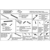 Beretta 92/96 series Spare Parts / Replacement Part Kit