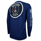Beretta USA Logo Long Sleeve T-Shirt