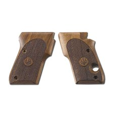 Beretta 3032 Tomcat Walnut Wood Grips Set