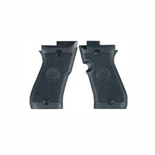 Beretta 87 Target Plastic Grips