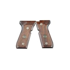 Beretta Genuine 92/96 Compact Walnut Grips