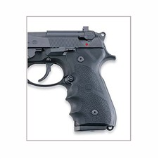 Beretta 92/96 Series Rubber Grips - Wrap-Around (Hogue)
