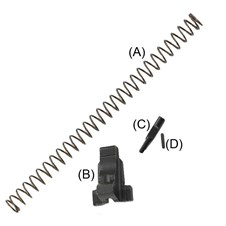 Beretta 92/96 3rd Generation Locking Block Kit