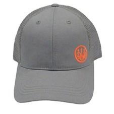 Beretta Trident Trucker Hat -Grey