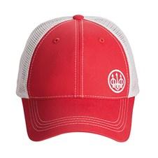 Beretta Trident Trucker Hat - Mar's Red