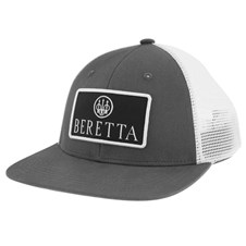 Beretta Flat Bill Patch Trucker