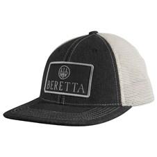 Beretta Flat Bill Patch Trucker