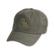 Beretta Two-Tone Washed Trident Cap