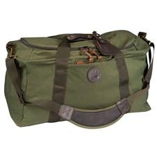 Green Waxwear Duffle Bag