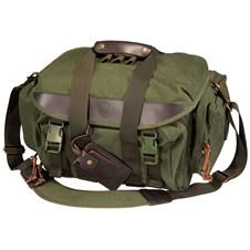 Green Waxwear Field Bag