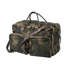 Campomaggi for Beretta Vin Duffle Camo Military Canvas Bag