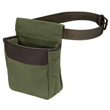 Beretta Green Waxwear Shell Pouch