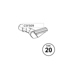 Beretta APX TAKE DOWN LEVER 9mm (20)