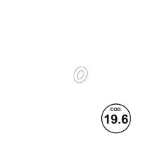 Beretta APX O-RING APX 9mm (19.6)