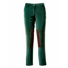Beretta W's Comfort Velvet Ankle Buttins Pants