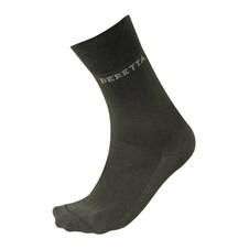 Beretta Light Silver Socks Short