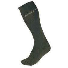 Beretta Light Silver Socks Long