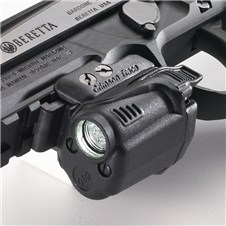 Crimson Rail Master White Flashlight for Beretta