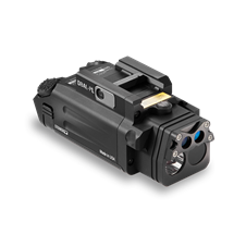 Laser Devices DBAL-PL Dual Beam Aiming Laser Pistol Flashlight